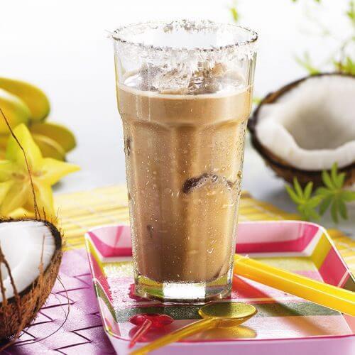 Coconut Frappé