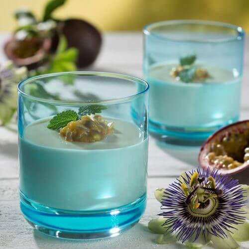 Holunder-Joghurt-Topfen-Creme